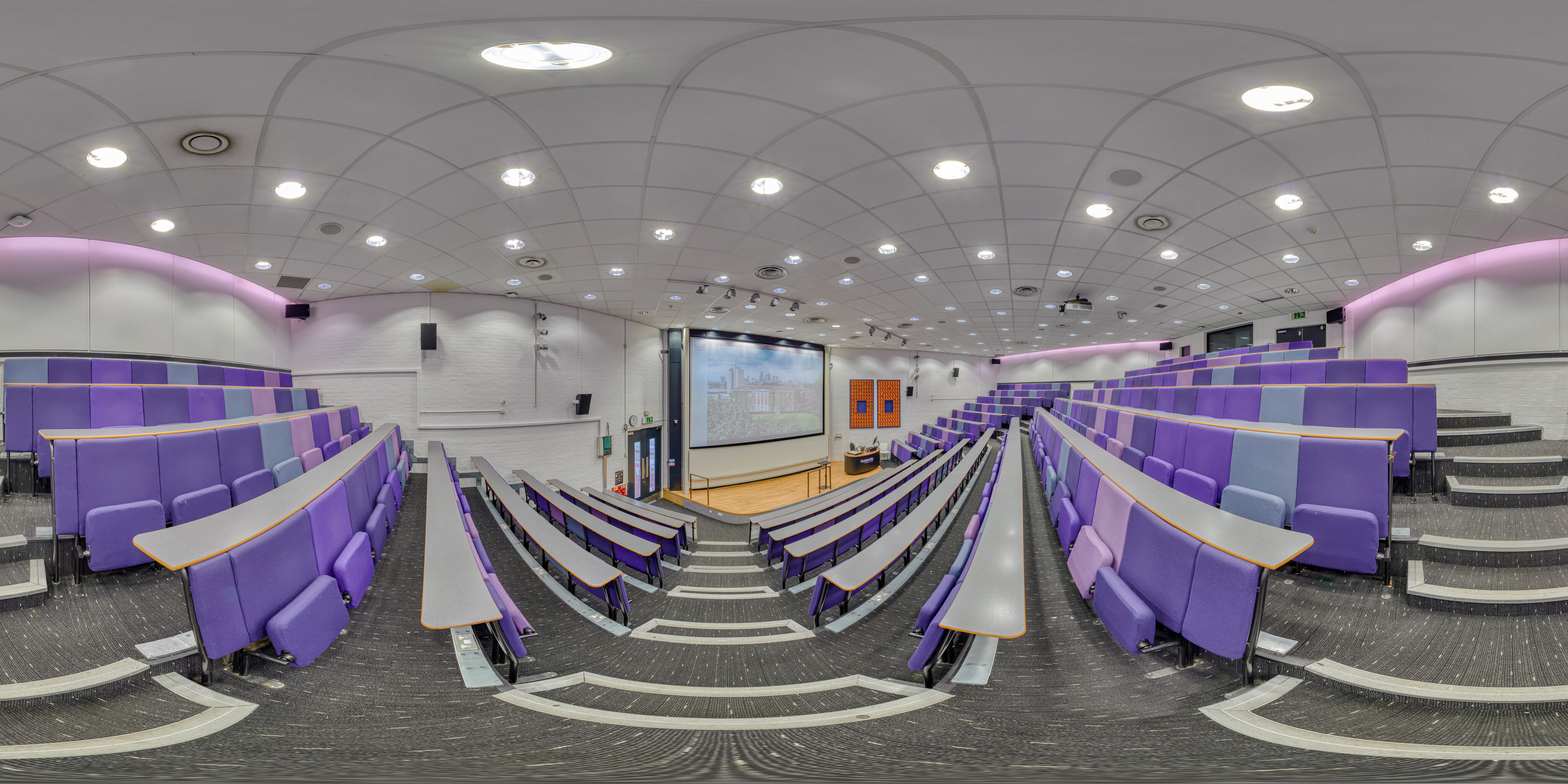360 of Ian Gulland Lecture Theatre