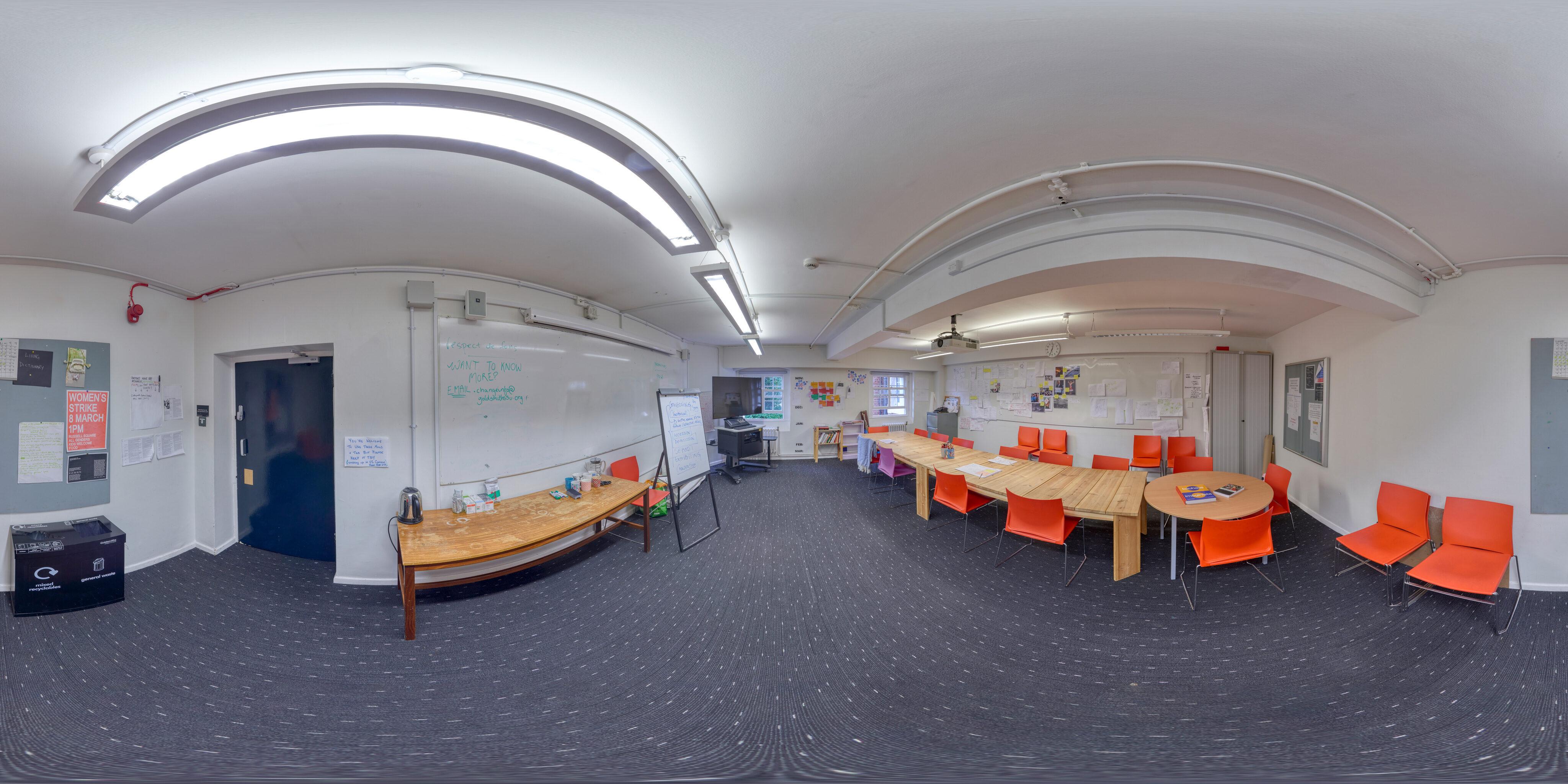360 of Richard Hoggart Building Studio