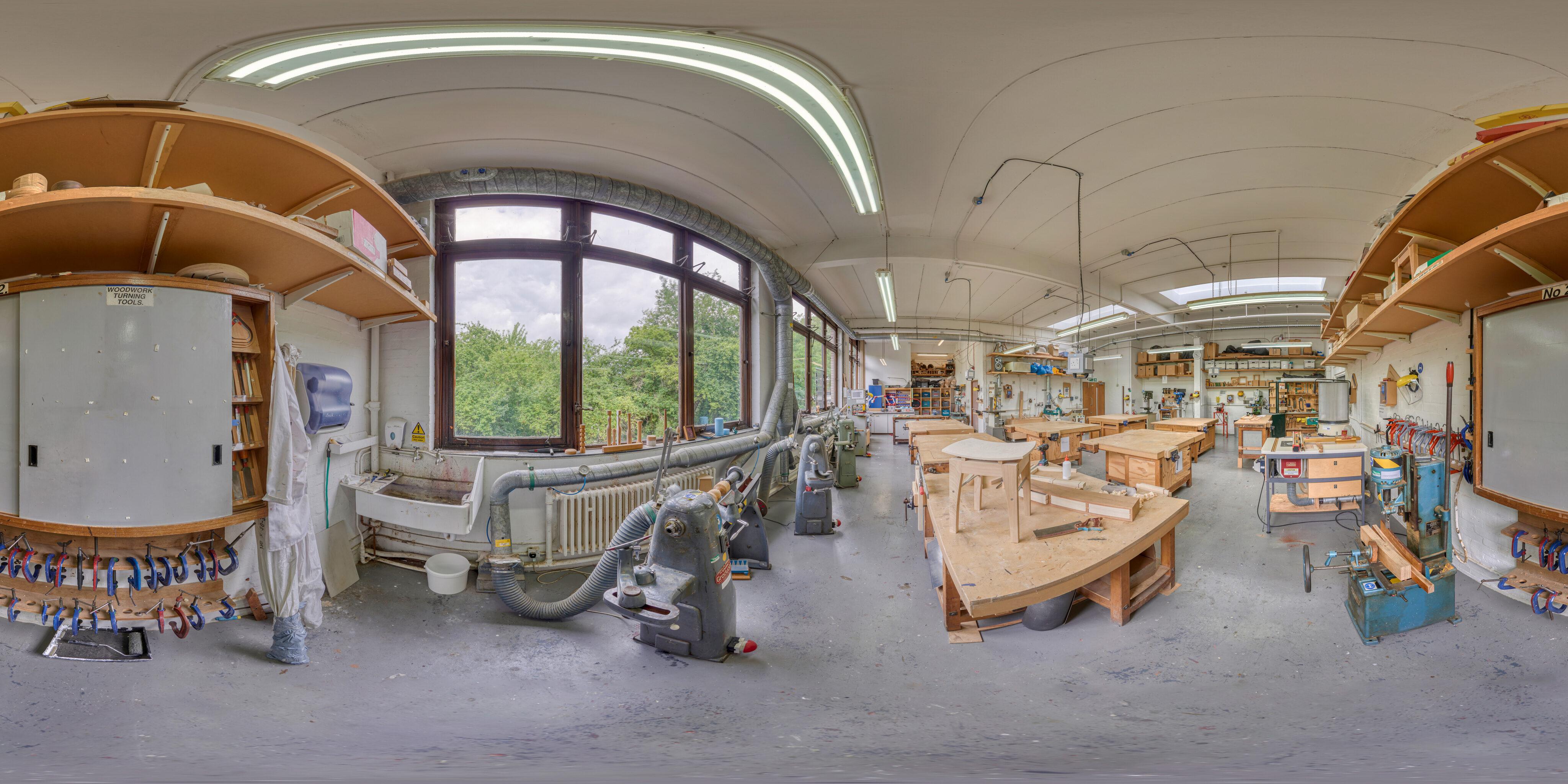 360 of Woodwork studio
